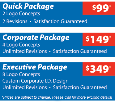 Custom Logo Packages